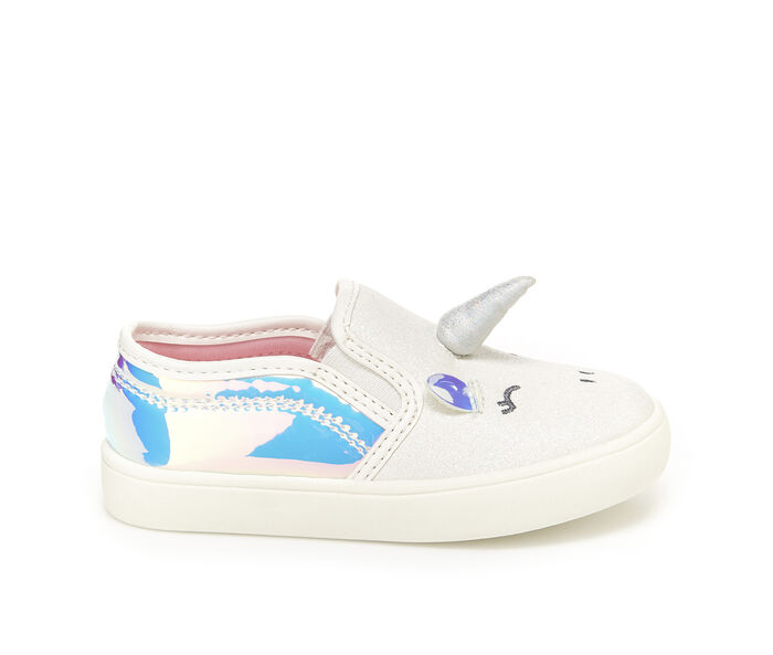 Girls' Carters Toddler & Little Kid Tween 11 Slip-On Shoes