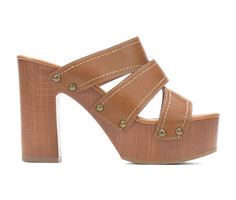 Women's Y-Not Groovy Heeled Sandals