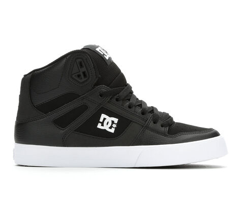 Men's DC Pure High-Top WC Skate Shoes