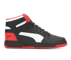 Men's Puma Rebound Layup High SL Retro Basketball Sneakers