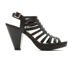 Women's Solanz Kendall Strappy Heeled Sandals