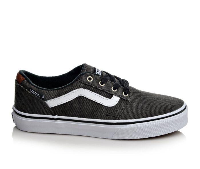 Boys' Vans Chapman Stripe 10.5-7 Skate Shoes