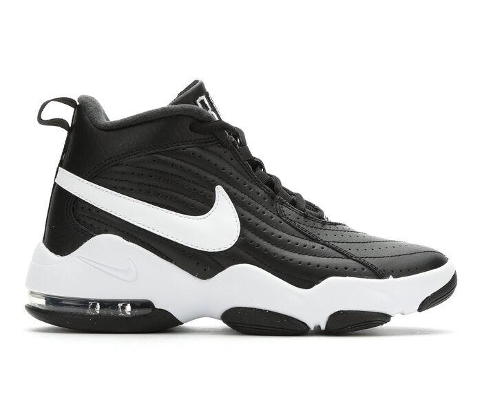 Boys' Nike Big Kid Air Core Force High Top Basketball Shoes