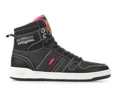 Women's Levis 521 BB High-Top Sneakers