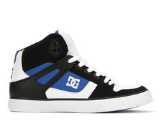 Men's DC Pure High Top WC Skate Shoes