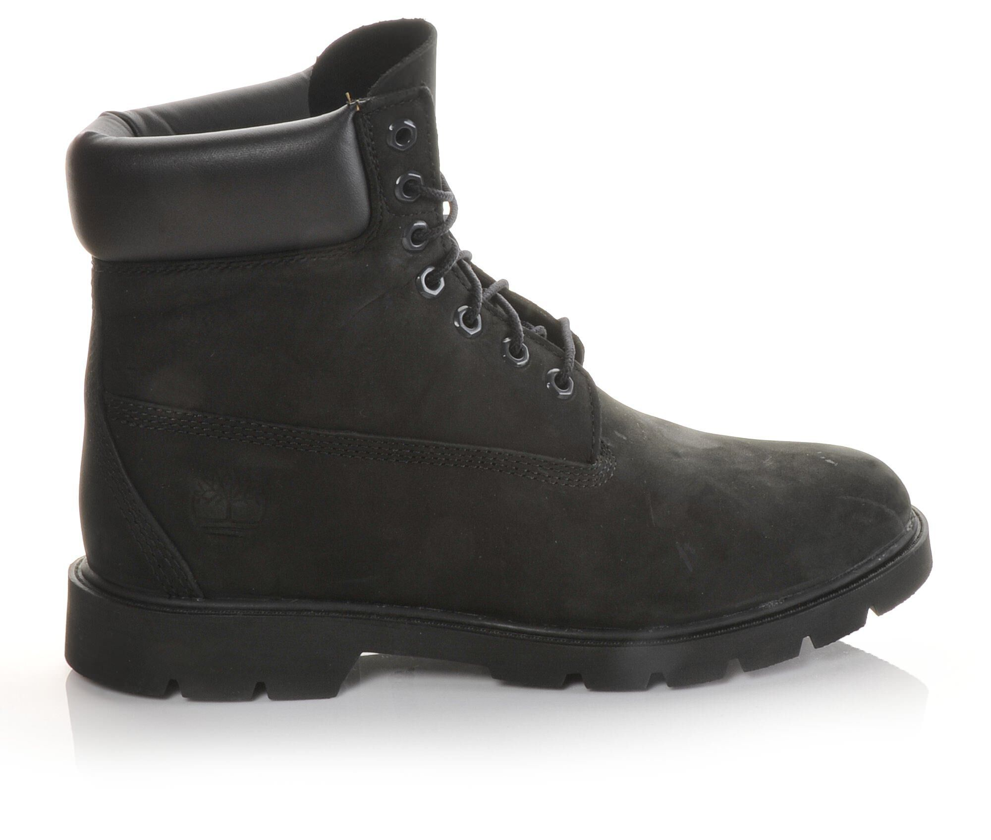 "Men's Timberland 19039 6"" Padded Boots Black"