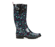 Women's Capelli New York Carnival Dot Tall Rain Boots
