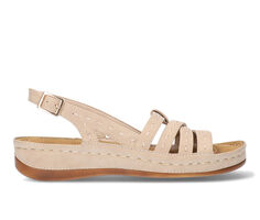 Women's Easy Street Kehlani Slingback Sandals