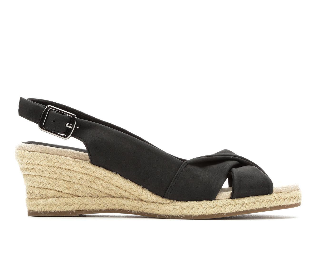 Women's Easy Street Maureen Shoes Black