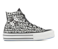 Women's Converse Chuck Taylor All Star My Story Double Stack Lift Platform Sneakers