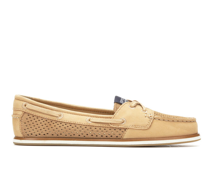 Women's Sperry Strand Key Perfed Boat Shoes