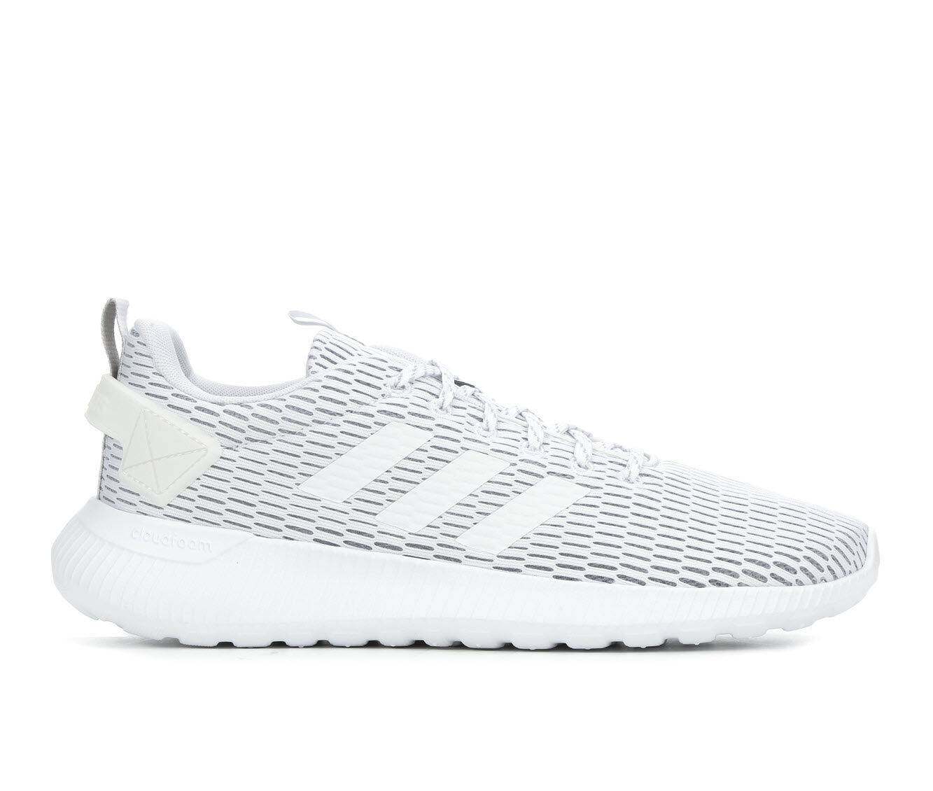 Men's Adidas Lite Racer Climacool Sneakers White/White/Gry