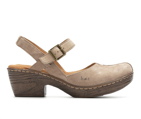 Women's B.O.C. Barbuda Casual Leather Clogs