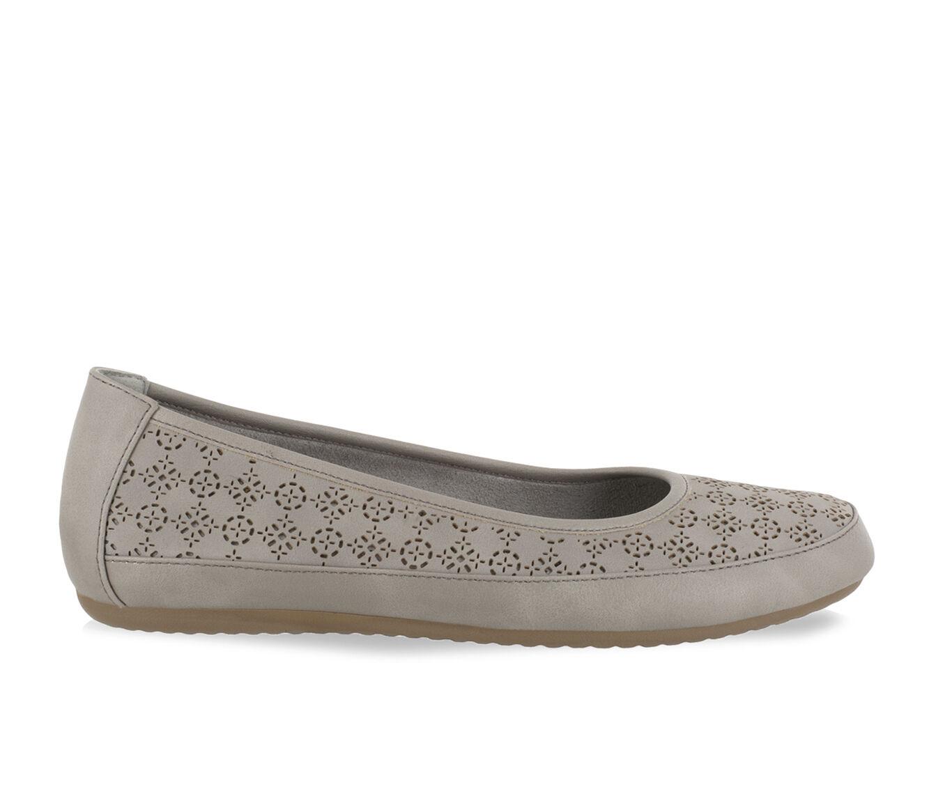 Women's Easy Street Benny Shoes Lt. Grey
