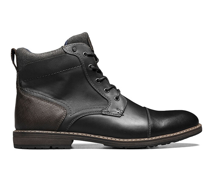 Men's Nunn Bush Fuse Captoe Chukka Boots