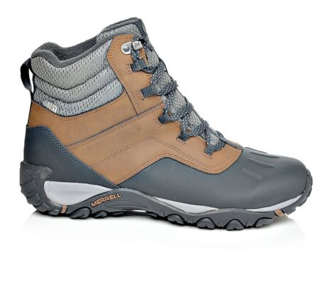 Men's Merrell Atmost Mid Waterproof Winter Boots