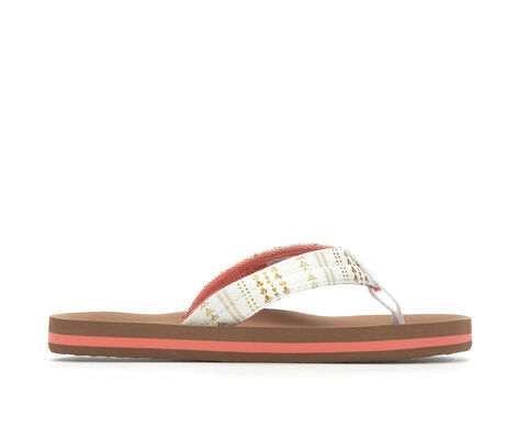 Girls' Reef Little Ahi Tattoo Sandals