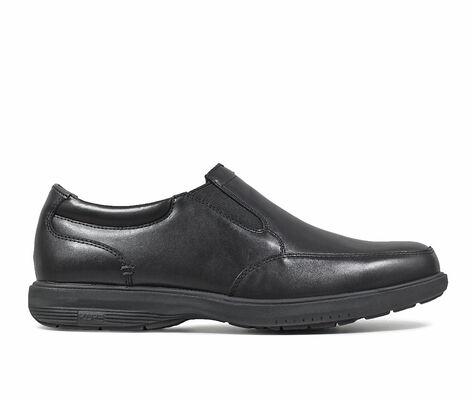 Men's Nunn Bush Myles Street Moc Toe Slip-On Dress Shoes