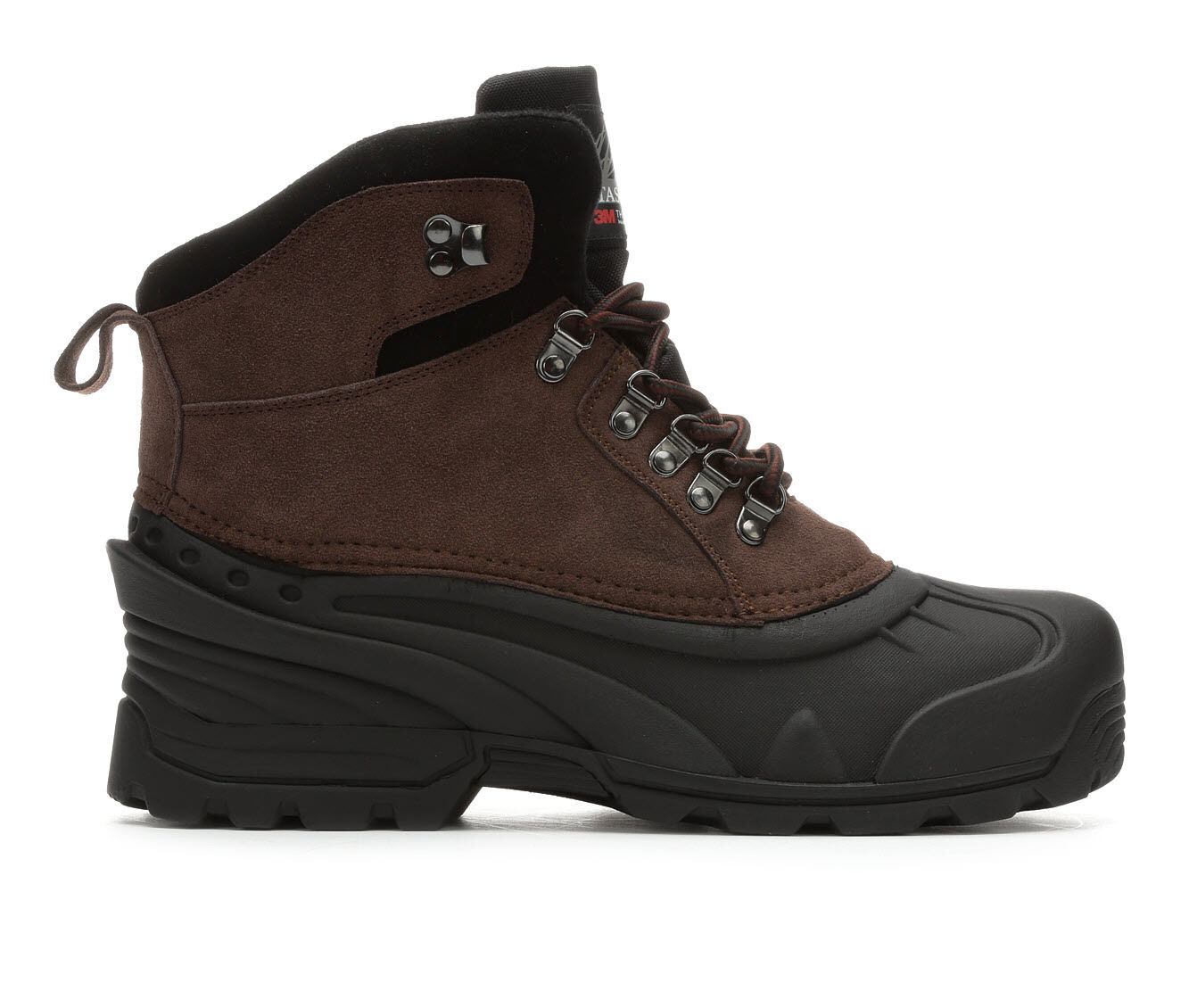 Buying Cheap Men's Itasca Sonoma Ice House II Winter Boots Brown