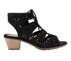 Women's Earth Origins Carey Heeled Sandals
