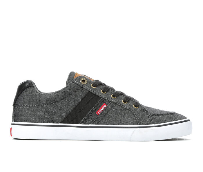 Men's Levis Turner Slub Chambray Casual Shoes