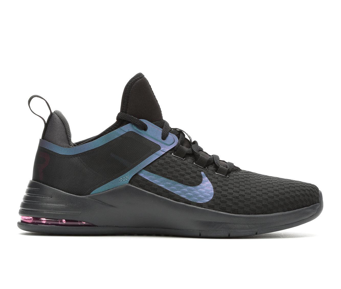 Women's Nike Air Bella TR 2 Training Shoes Black/Laser