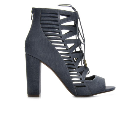 Women's Delicious Tobias Lace-Up Heels