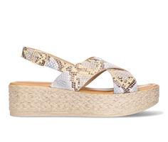 Women's Bella Vita Mar-Italy Espadrille Platform Sandals