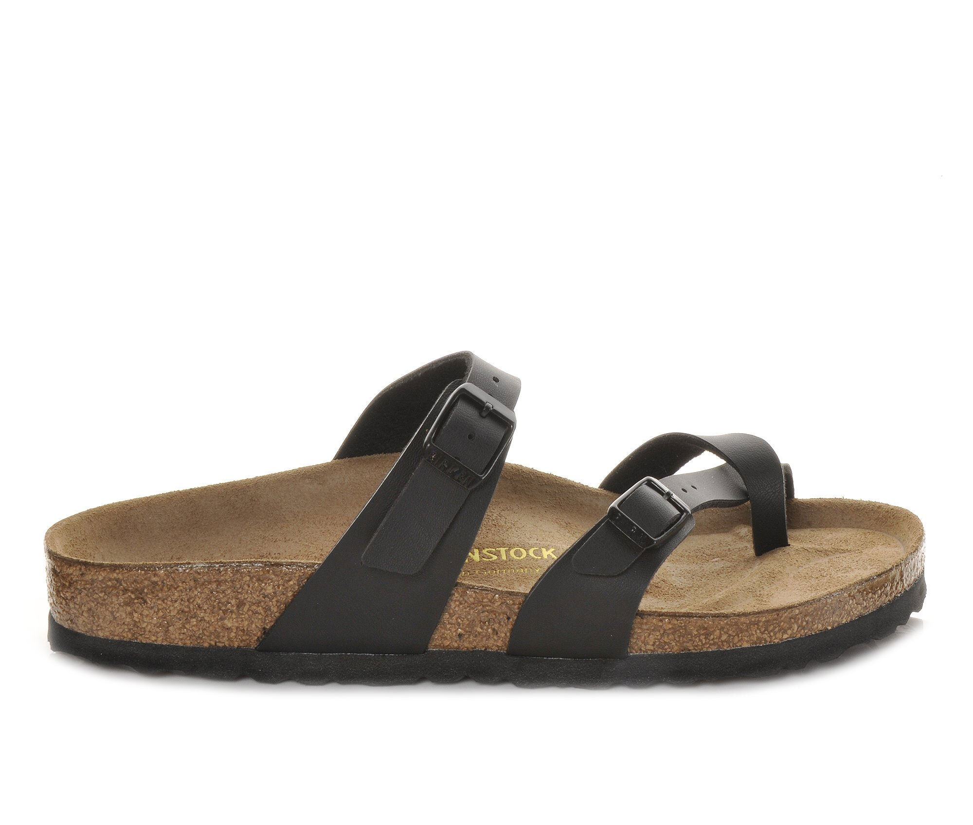 Elegant Women's Birkenstock Mayari Footbed Sandals Black