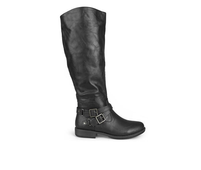 Women's Journee Collection April Wide Calf Knee High Boots