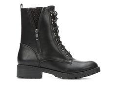 Women's Unr8ed Kit Combat Boots
