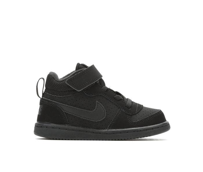 Boys' Nike Infant Court Borough Mid 2-10 Boys Basketball Sneakers