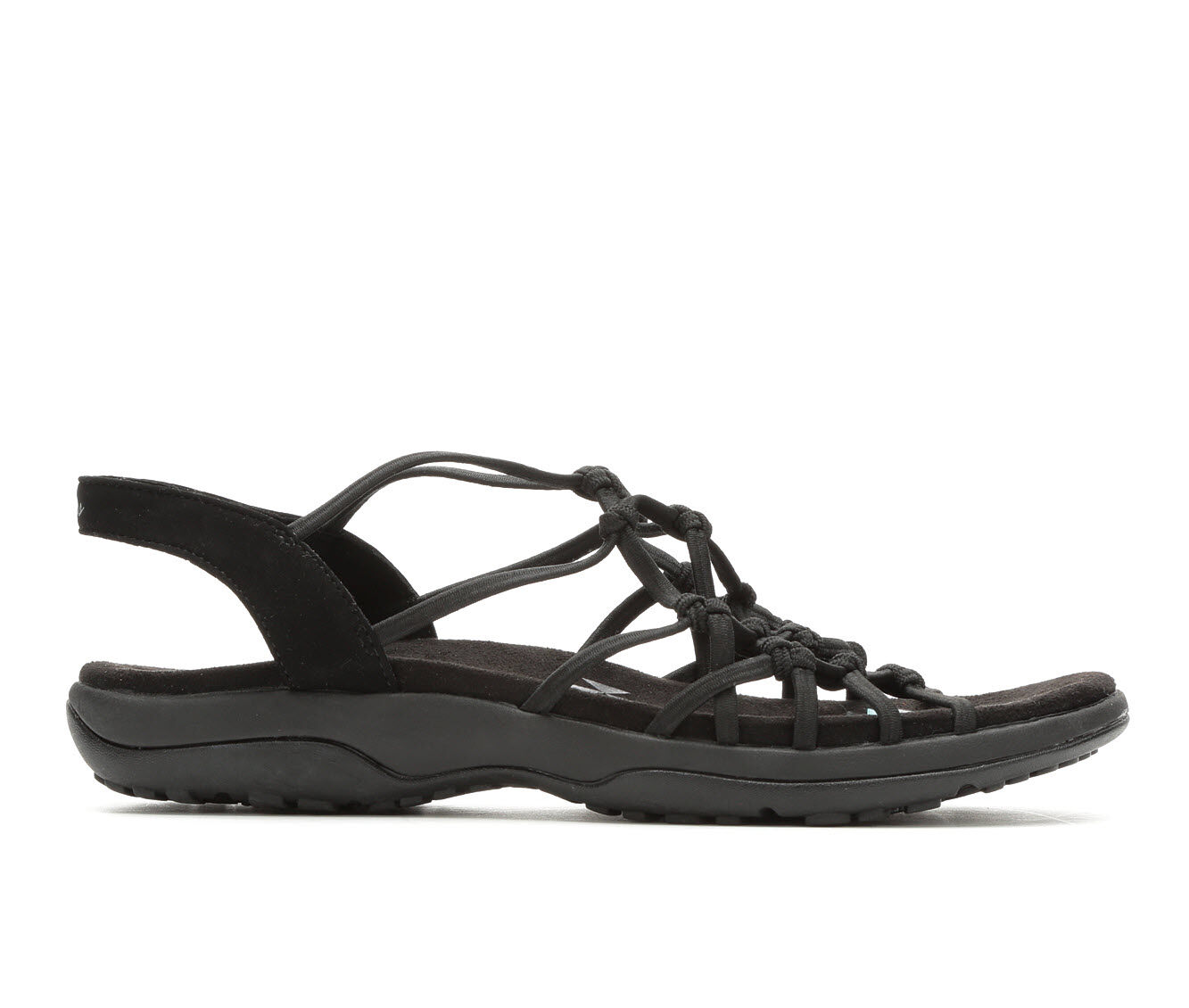 choose authentic new Women's Skechers Reggae Slim Forget Me Knot Hiking Sandals Black