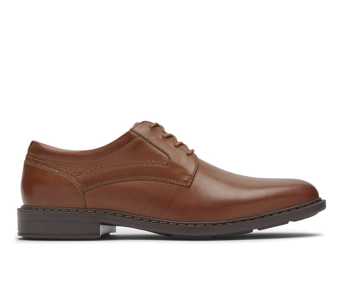 Men's Rockport Parsons Plain Toe Dress Shoes
