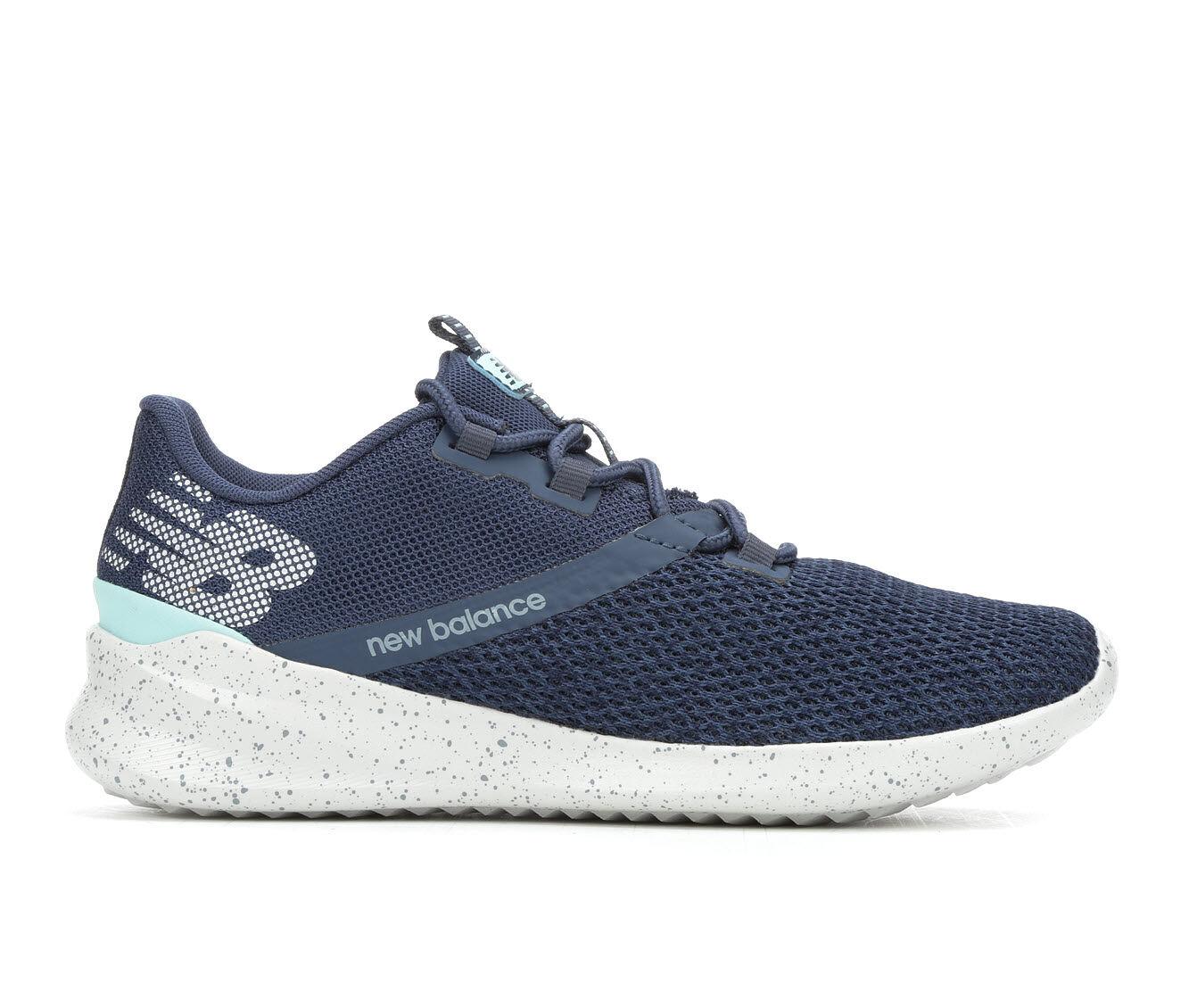 Women's New Balance District Run Sneakers Indigo/Lt Reef