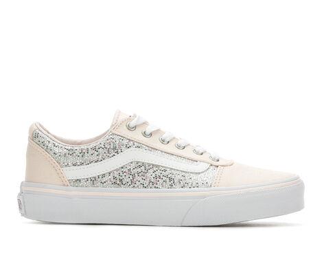 665224fa35 Girls  39  Vans Ward Girls 10.5-6 Skate Shoes