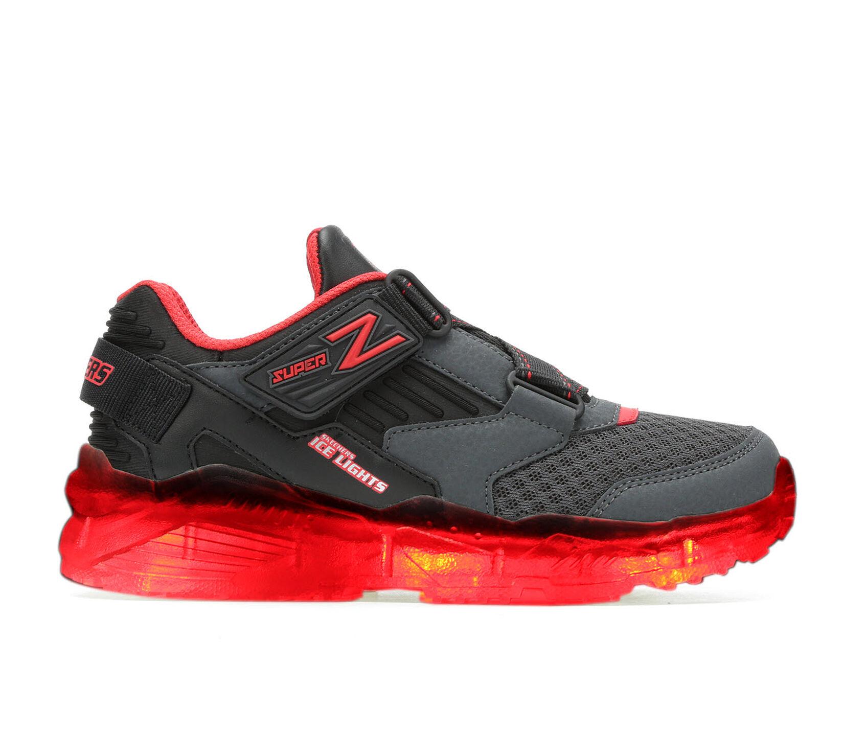 skechers red sneakers