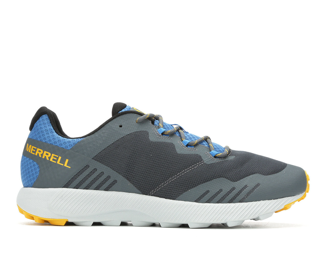 choose comfortable Men's Merrell Fluxion Hiking Boots Turbulance