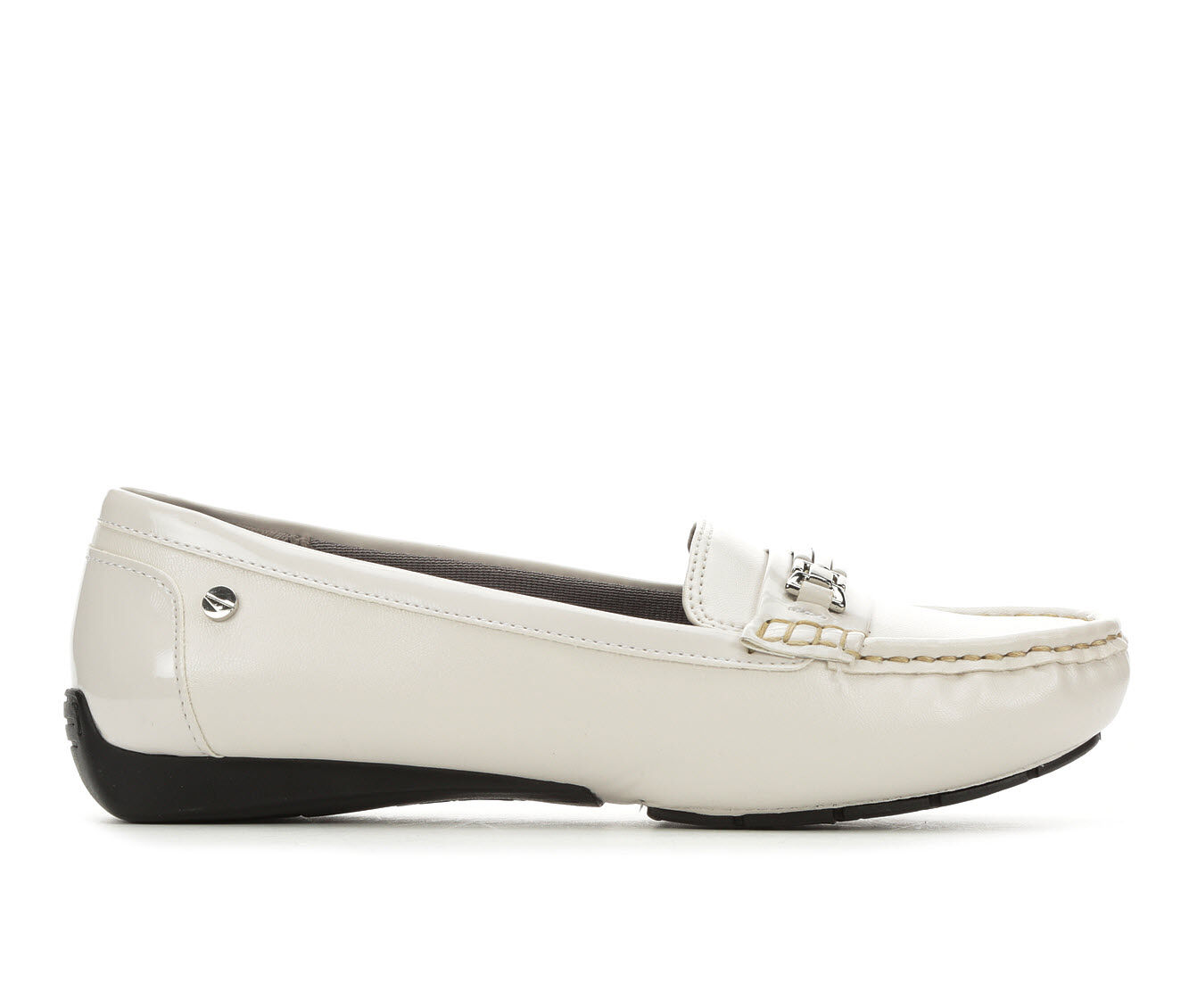 Women's LifeStride Vanity Loafers White