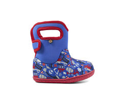 Boys' Bogs Footwear Toddler Construction Rain Boots