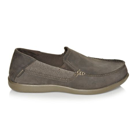Men's Crocs Santa Cruz 2 Luxe Leather