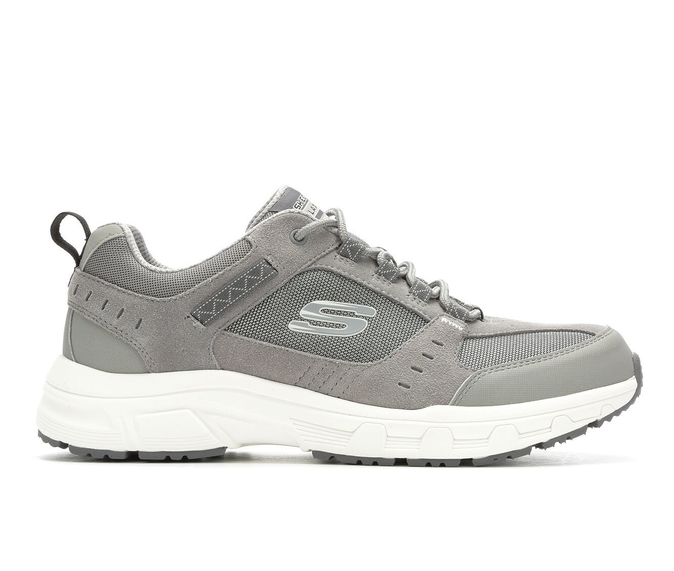 Men's Skechers Oak Canyon 51893 Athletic Shoes Grey