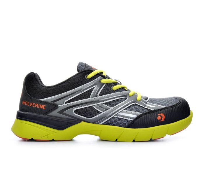 Men's Wolverine 10675 Jetstream Composite Toe Waterproof Work Shoes