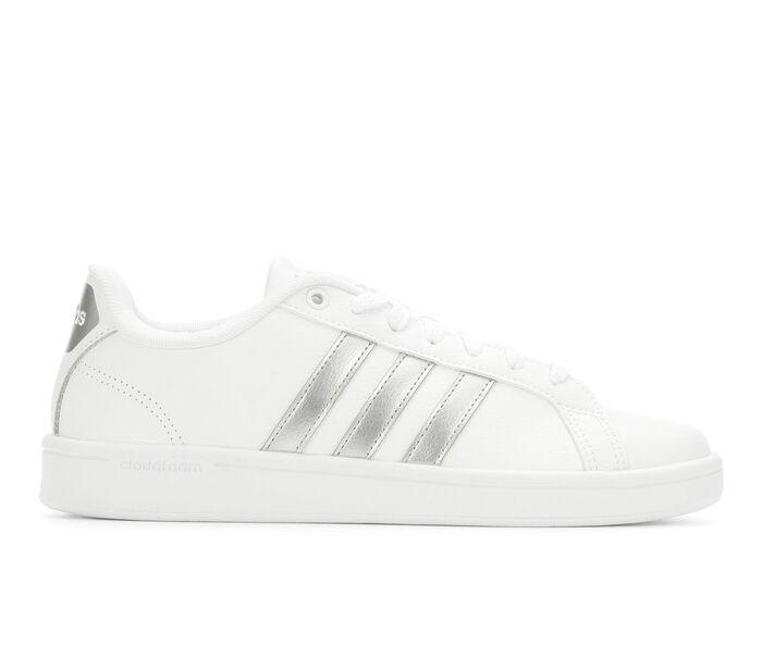 939224e57eb Women  39 s Adidas Advantage Stripes Sneakers