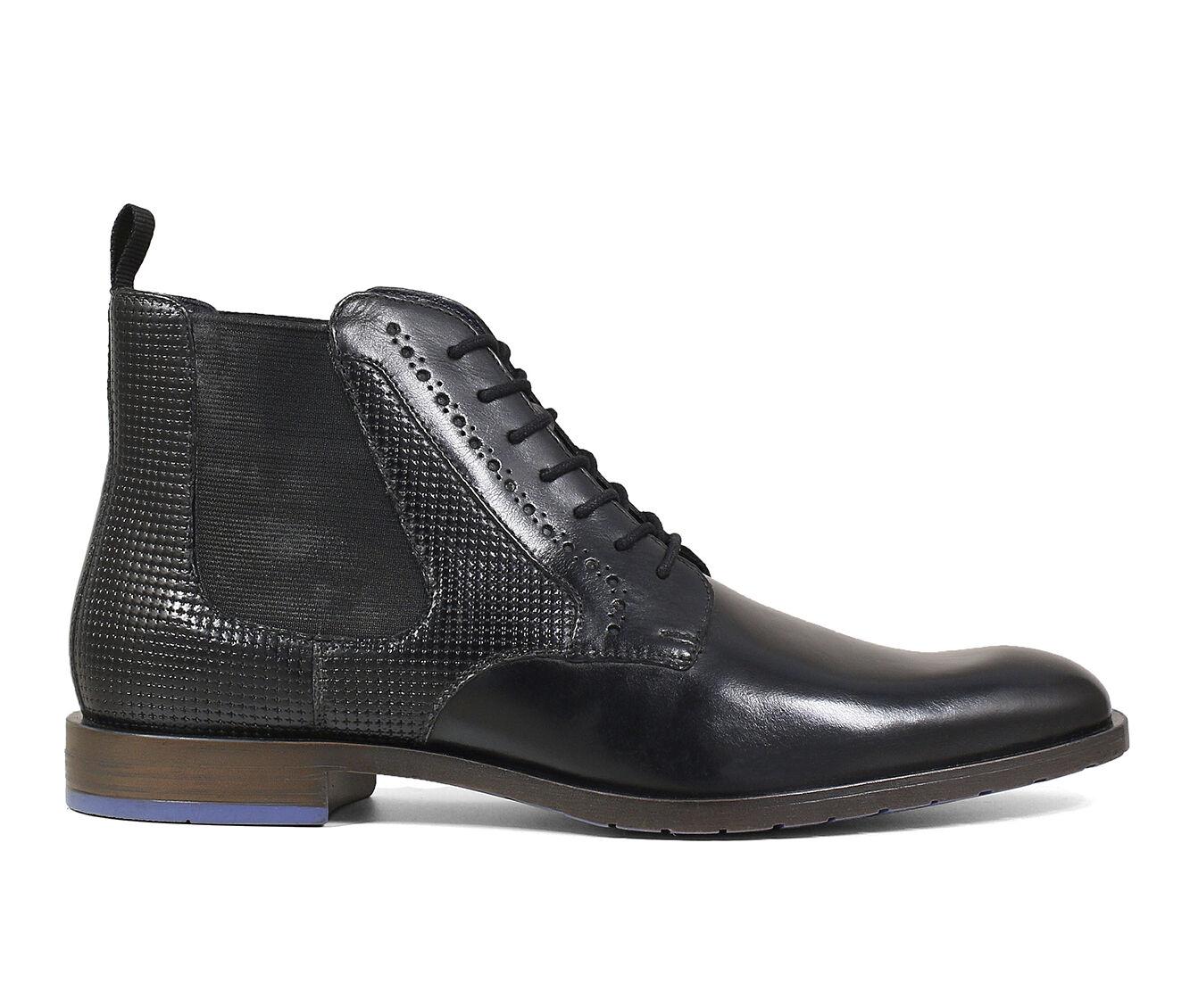 Men's Stacy Adams Rupert Dress Shoes Black