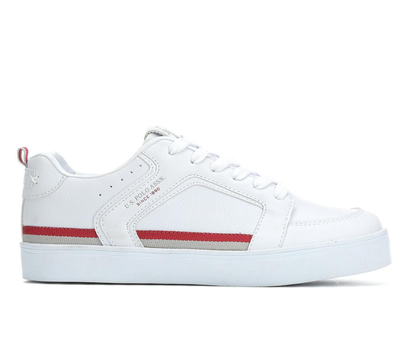 Women's US Polo Assn Prime Sneakers White