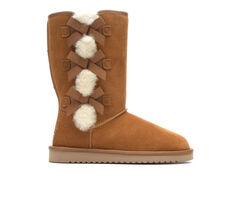 Women's Koolaburra by UGG Victoria Tall Faux Fur Boots