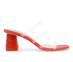 Women's Betsey Johnson SB-Capri Mule Heels