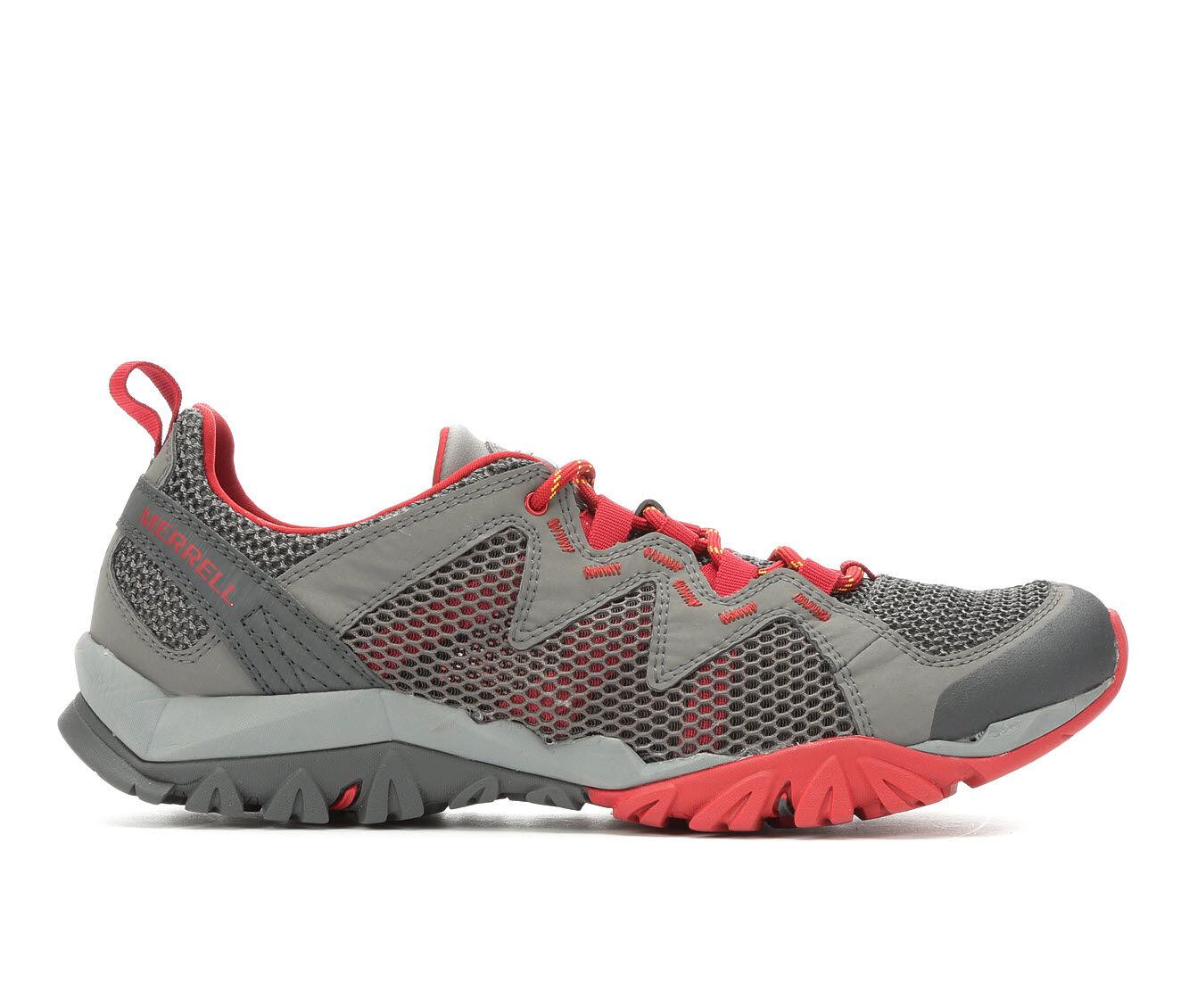 Men's Merrell Tetrex Rapid Crest Hiking Shoes Charcoal