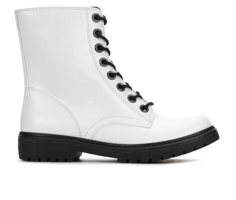 Women's Unr8ed Kat Fashion Combat Boots